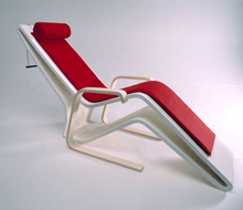 SORROCCO chaise-longue