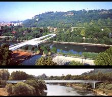 Ponte pedonale Roma