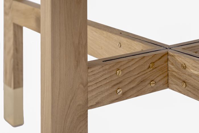 ArchiMade table – oval